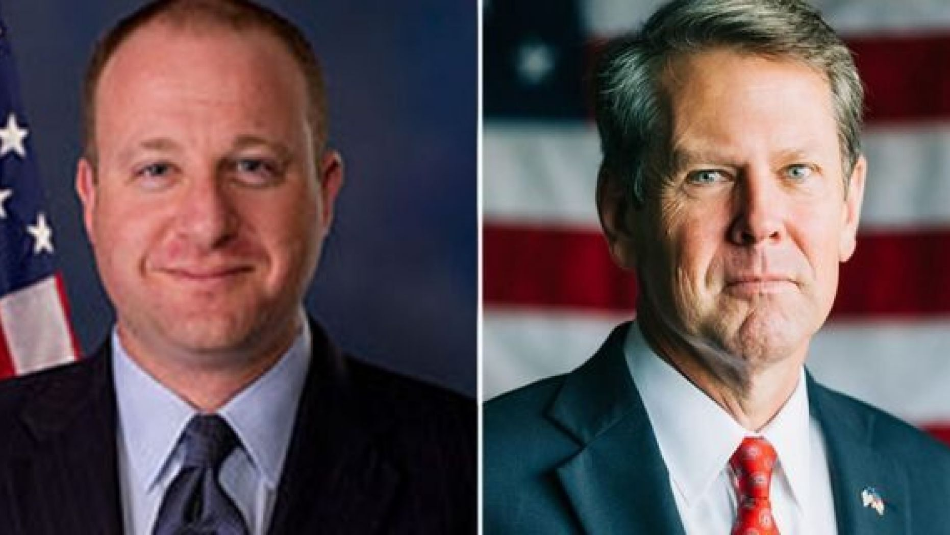 Spot the Difference: Two governors reopened their states, but only one was accused of 'human sacrifice'