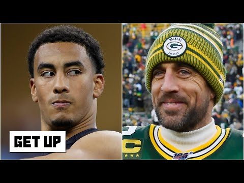 What does the Packers' No. 6 Power Ranking mean for Aaron Rodgers & Jordan Love?   Get Up