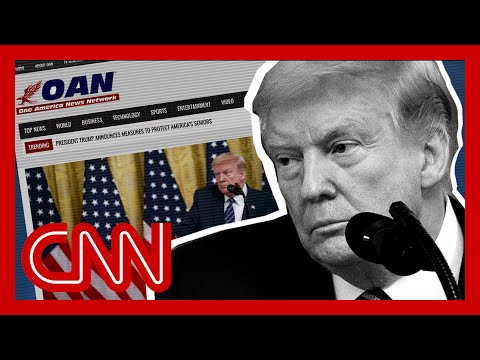 Trump's favorite news channel you've never heard of
