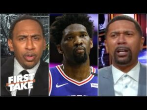 Has Joel Embiid's career been a disappointment? | First Take