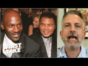 Bill Simmons compares Michael Jordan to Muhammad Ali after watching 'The Last Dance' | First Take