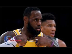 NBA playoff format options and Giannis vs. LeBron for MVP | NBA Countdown