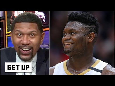 Jalen Rose on Zion Williamson & the Pelicans competing in the NBA playoffs | Get Up