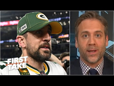 Max Kellerman expects Aaron Rodgers to lead the Packers to another NFC North title   First Take
