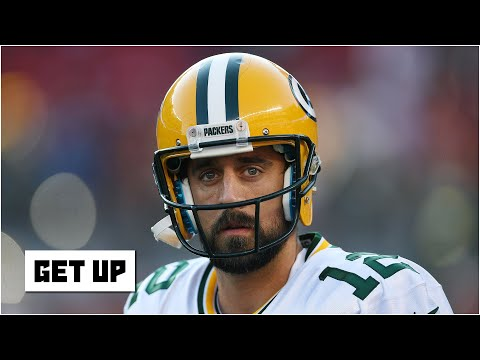 What's at stake for Aaron Rodgers this season? | Get Up