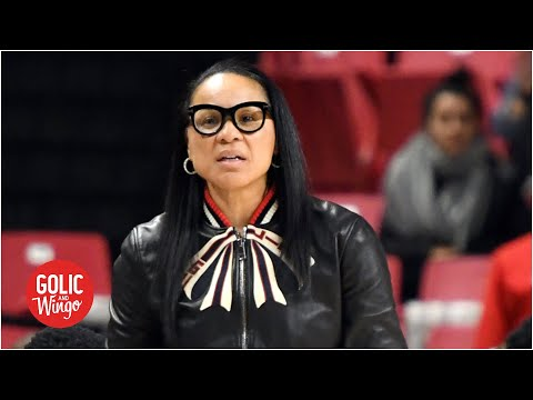 Dawn Staley breaks down the challenges of bringing student athletes back on campus   Golic & Wingo