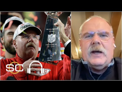Andy Reid looks back on the Chiefs' special Super Bowl-winning night   SC with SVP