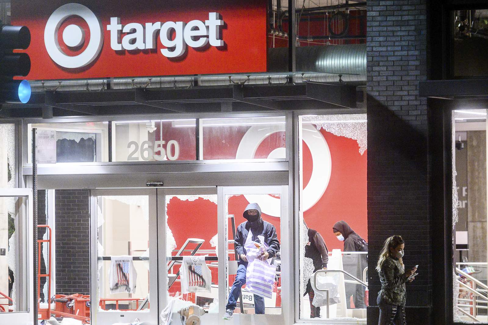 Target temporarily closing stores due to protest dangers