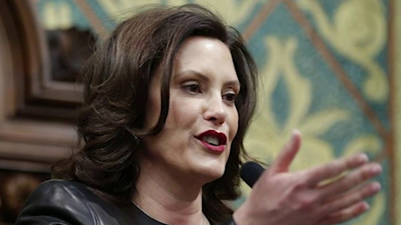Michigan Gov. Whitmer cries 'power grab' after state GOP challenges her emergency powers