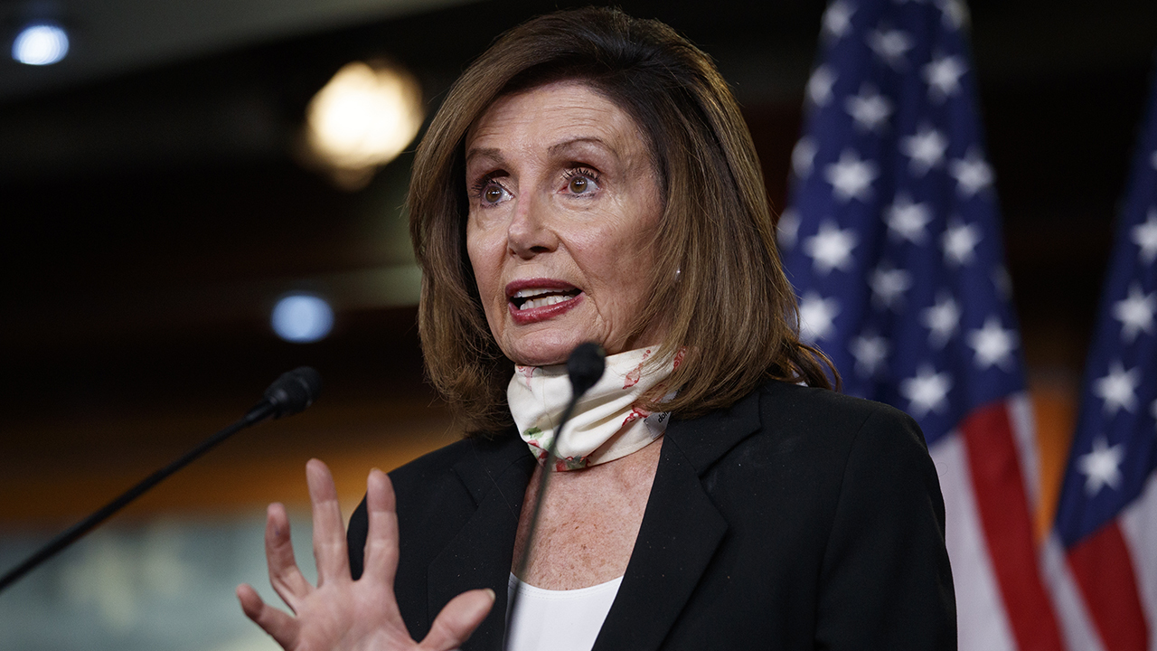 Pelosi emphasizes importance of testing for coronavirus, admits she has not been tested