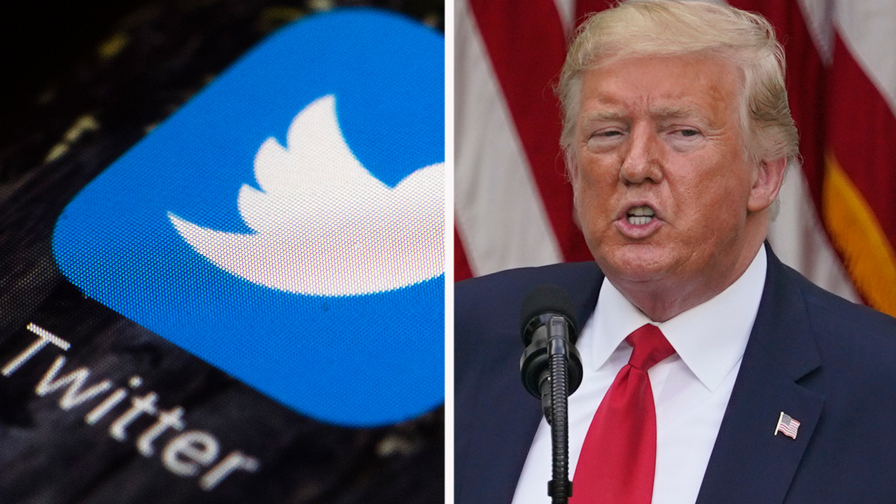 White House hits back after Twitter cracks down on Trump's Minneapolis tweet, reposts censored message