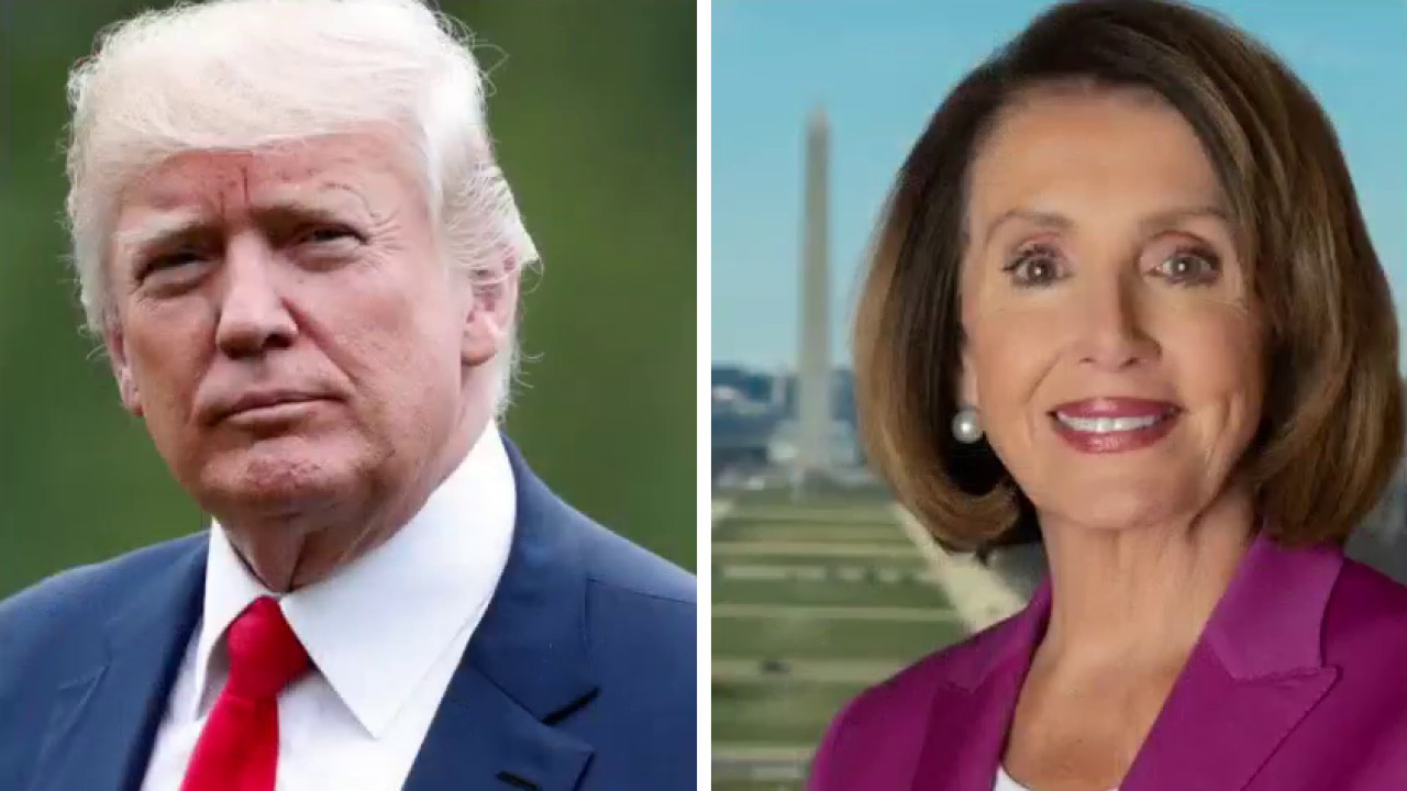 Pelosi calls on Trump to focus on 'unifying our country' during unrest over George Floyd death