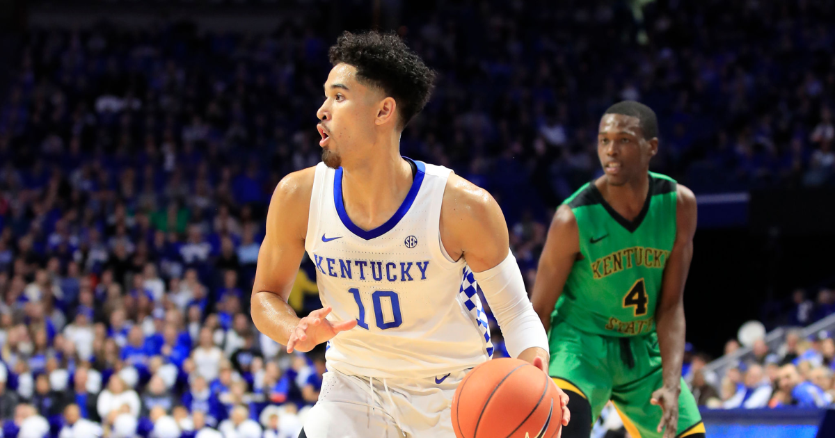 Johnny Juzang: 'It's a blessing' to be eligible to play for UCLA