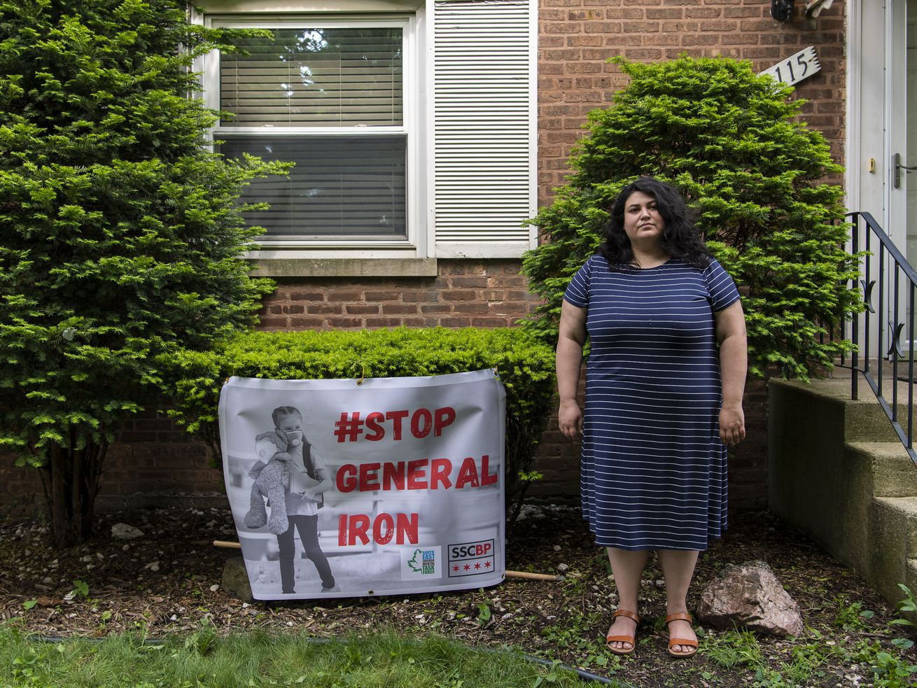 Ald. Garza to oppose General Iron's new metal shredder on Southeast Side, activists say