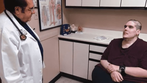 'My 600-Lb. Life': Dr. Now Asks Steven Assanti To Shower Because His Stench Is Making People 'Puke'