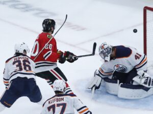 Season series shows Blackhawks can handle Oilers