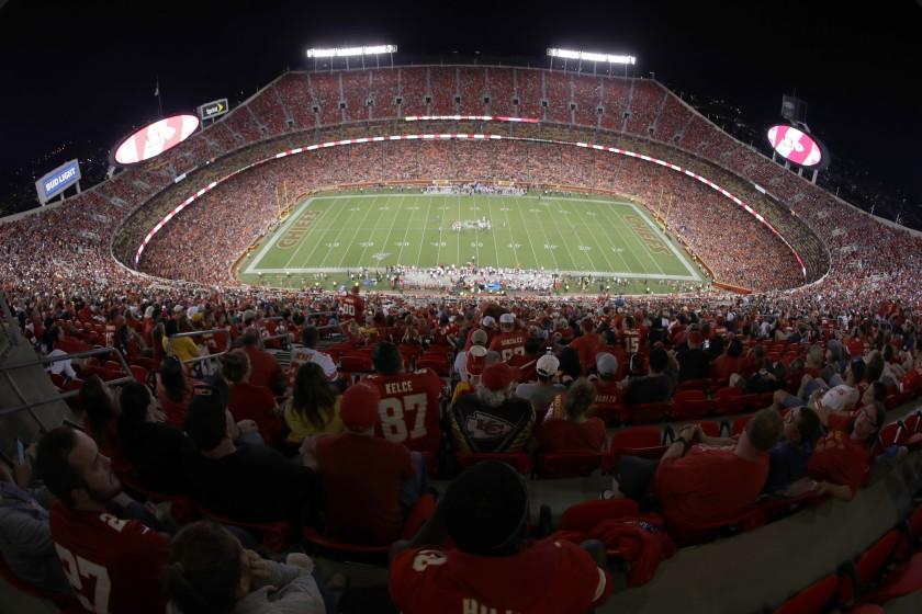 With the prospect of empty stadiums, how will the NFL move forward?