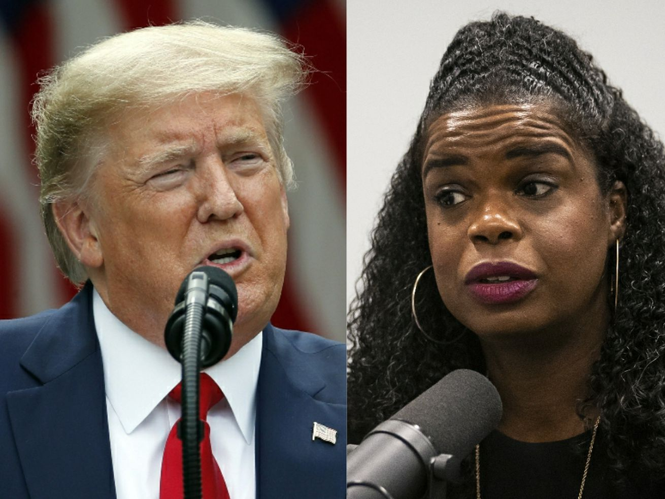 Kim Foxx 'disgusted' by President Trump's ' hateful and racist rhetoric' about Minneapolis protests