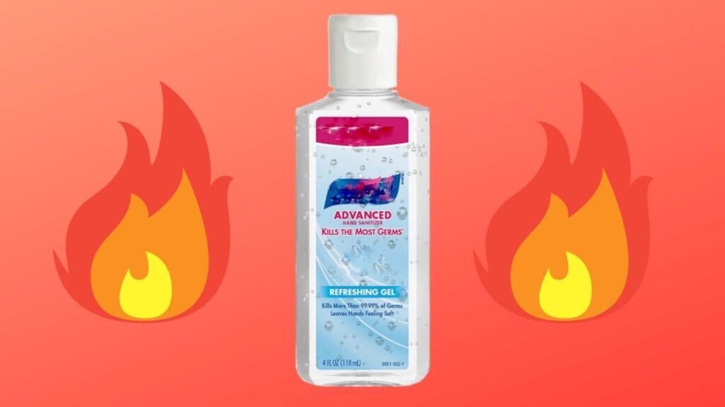 Is It Safe to Leave Hand Sanitizer in a Hot Car?