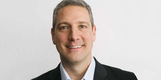 Rep. Tim Ryan, D-Ohio, has become an outspoken advocate bringing mindfulness into education, healthcare and veterans programs. (Photo courtesy of Rep. Tim Ryan's office.)
