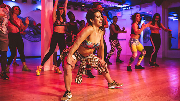 305 Fitness Founder Shares At-Home Dance Cardio Moves That Will Keep You Stress-Free & Smiling