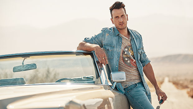 Russell Dickerson Teases His Evolved Sound, Writing In Quarantine & Why He's Enjoying The Pause
