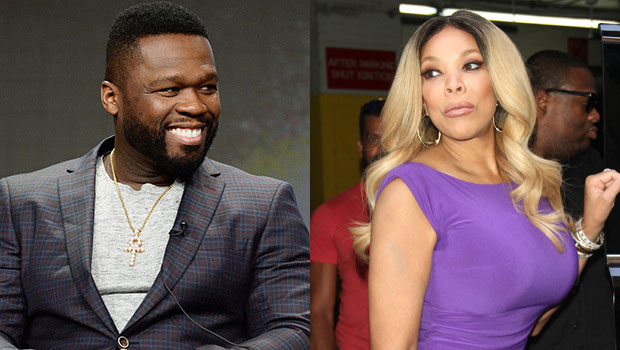 50 Cent Reveals The Truth On Whether He Really Kicked Wendy Williams Out Of His Pool Party — Watch