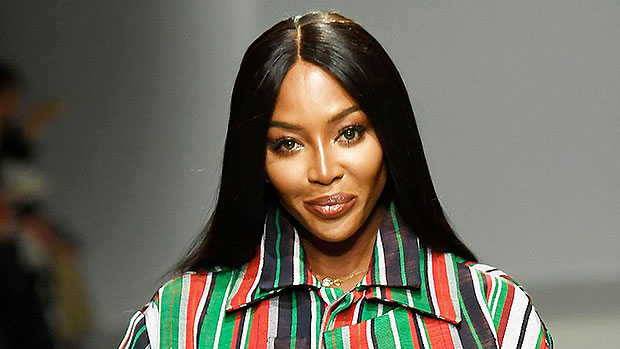 Naomi Campbell, 49, Shot Her Own 'Essence' Magazine Cover At Home — See Pic