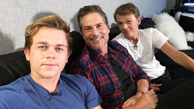 'Celebrity Watch Party': Everything You Need To Know About The New Series With Rob Lowe & More