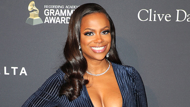 Kandi Burruss Debuts Wavy Bob Hair Makeover In Glam Selfies: Before & After Pic