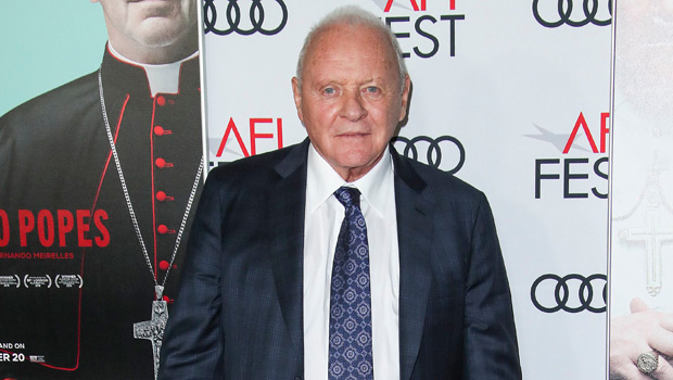 Anthony Hopkins, 82, Aces Drake's 'Toosie Slide' In Amazing Viral Video — Watch