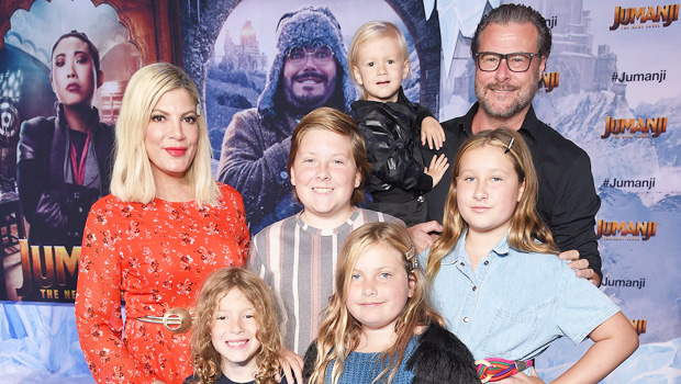 Dean McDermott Admits Quarantine Gives Daughter Stella, 11, & Son Liam, 13, 'Time To Heal' After Bullying Trauma