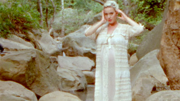 Katy Perry Bares All & Reveals Her Growing Baby Bump In Dream-Like Music Video For  'Daisies'