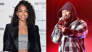 Lori Harvey Reveals She's 'Proud' Of Boyfriend Future After He Name Drops Her On His Latest Album