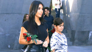 Mason Disick, 10, Looks So Grown Up In Sweet New Photo With Aunt Kim Kardashian: 'My Day 1'
