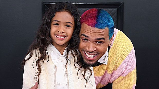 Chris Brown Treated Daughter Royalty 'Like A Princess' On Her 6th Birthday With 2 Cakes & More