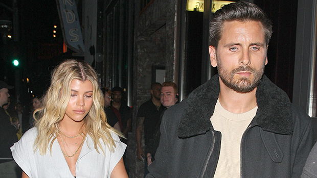 Sofia Richie Fires Back At Critics Of Her 16-Year Age Gap With Scott Disick In Pre-Split Interview