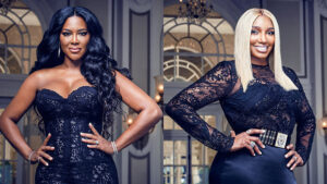 Kenya Moore Shades NeNe Leakes' Marriage After New Report Claims She Was 'All Over' Another Man