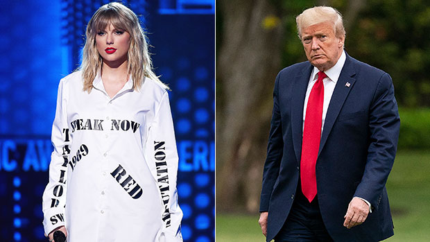 Taylor Swift Destroys Trump Over His 'Moral Superiority' & Vows To Get Him Voted Out In November