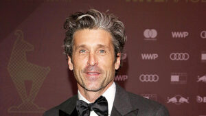 'Grey's Alum Patrick Dempsey, 54, Looks 10 Years Younger After Dying His Gray Hair — Watch