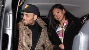 Chris Brown Leaves Flirty Comment On Ammika Harris' Revealing Selfie — 'Damn Girl'