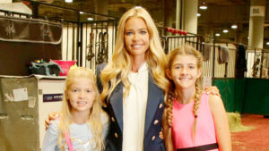 Denise Richards: Inside Her Life As A Mom To Three 'Nice' & 'Well-Rounded' Girls
