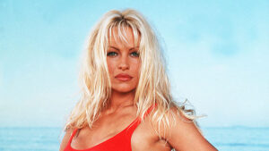 Pamela Anderson, 52, Admits She Still Tries On Her Iconic 'Baywatch' Swimsuit 'Just Around' Her Living Room