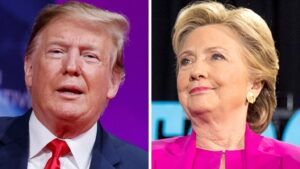 Hillary Clinton reacts to controversial Trump retweet: 'We need a real president'