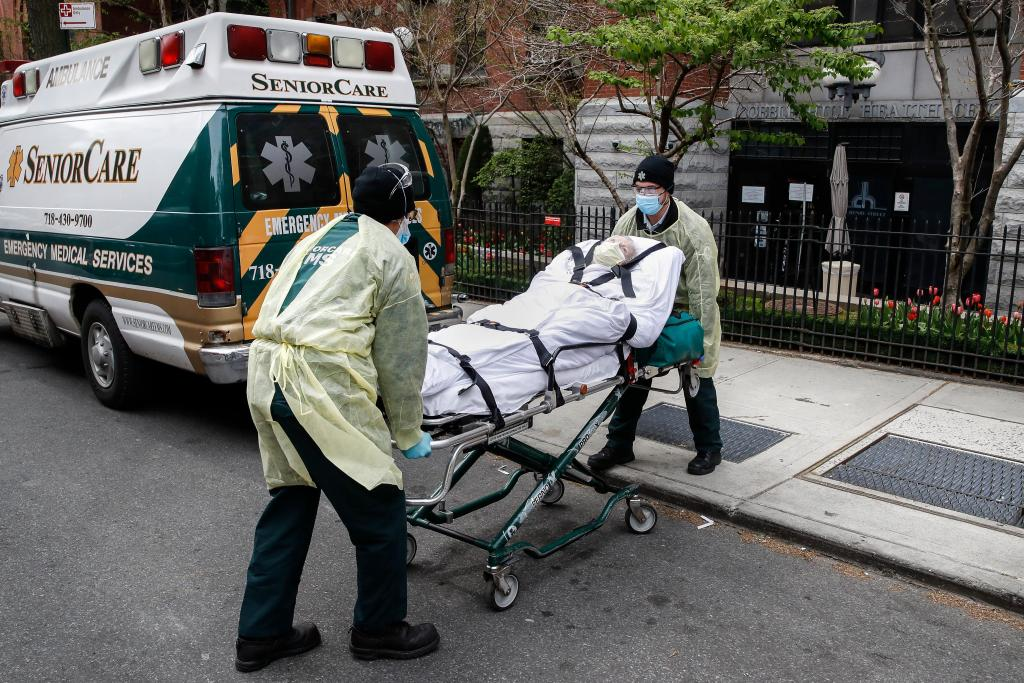 Faced with 20,000 dead from coronavirus, nursing homes seek shield from lawsuits