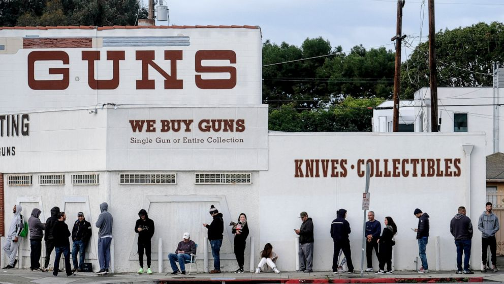 Background checks for firearms remain high amid pandemic