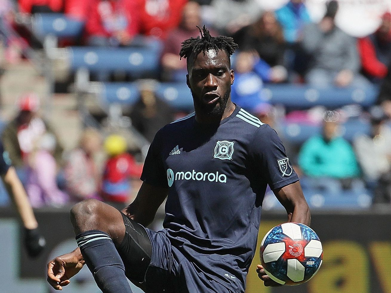 Fire's CJ Sapong among leaders of new Black Players Coalition of MLS
