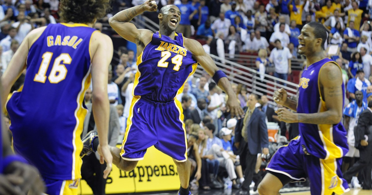 This day in sports: Lakers clinch NBA titles in 1987 and 2009
