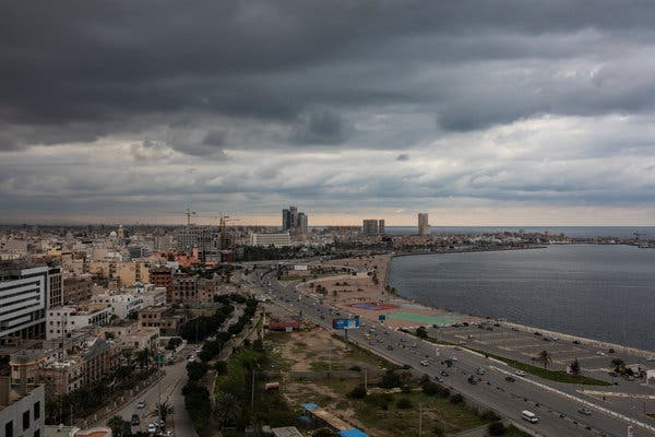 How Two Russians Got Caught Up in Libya's War, Now an Action Movie