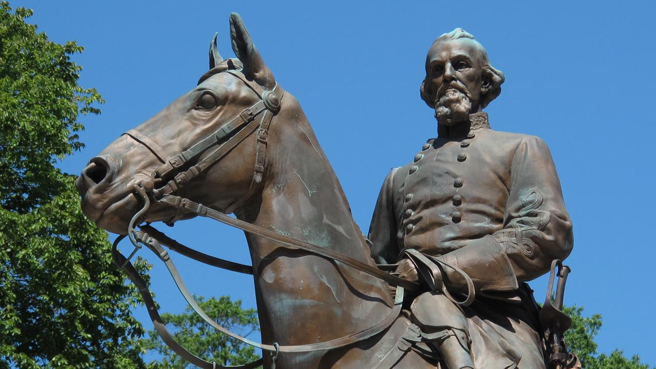 What happens to Confederate statues after they're removed?